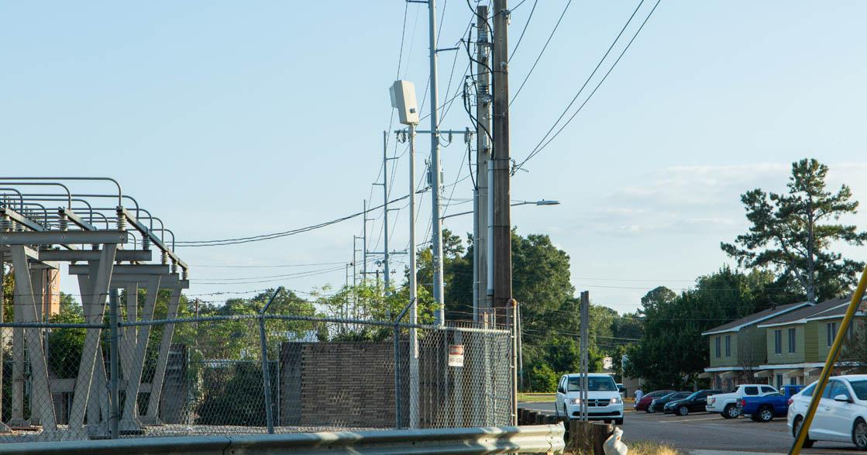 Wood Structure Replacements - Columbus 69 kV T/L