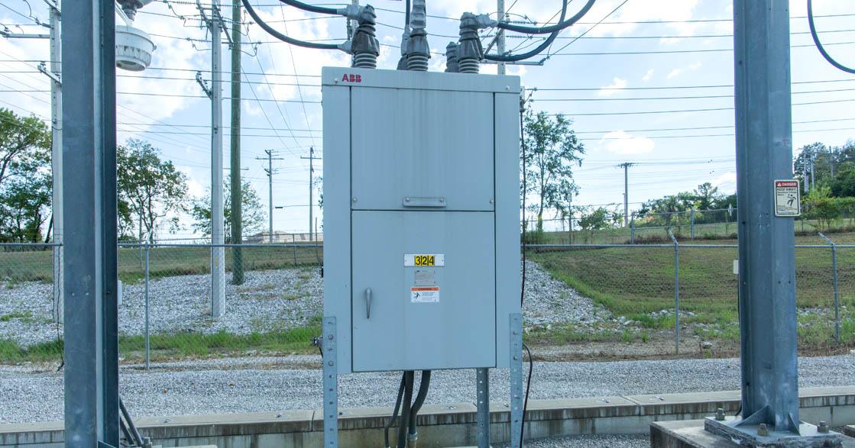 Northeast Starkville 161/13 kV Substation